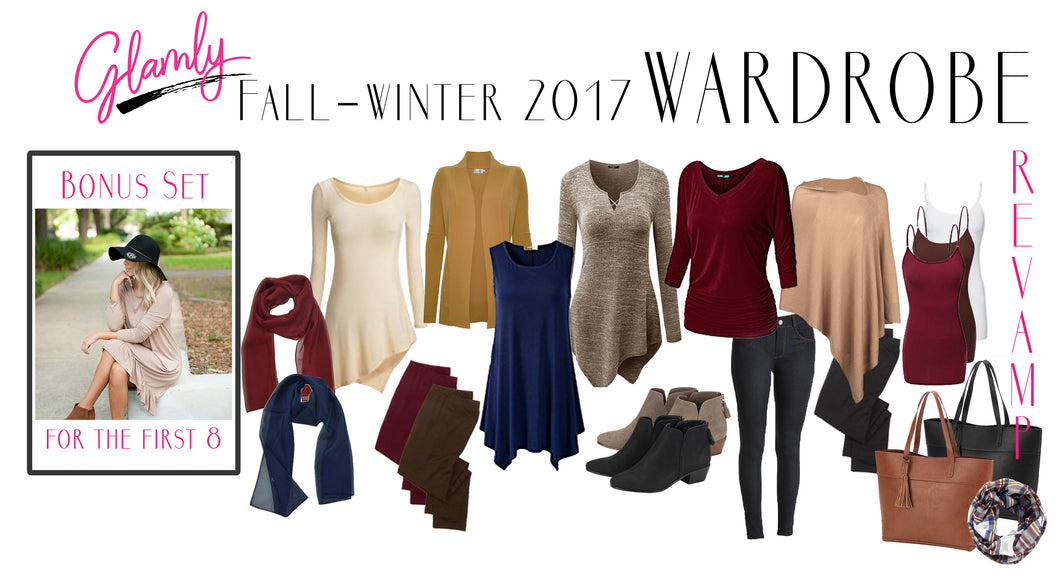 Fall-Winter Wardrobe Revamp