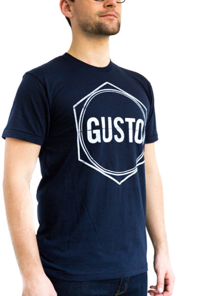 Men's Navy Gusto T-Shirt
