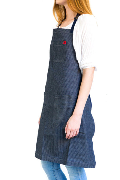 Striped Bass Apron