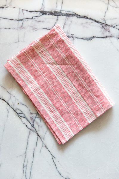 Red Tea Towel