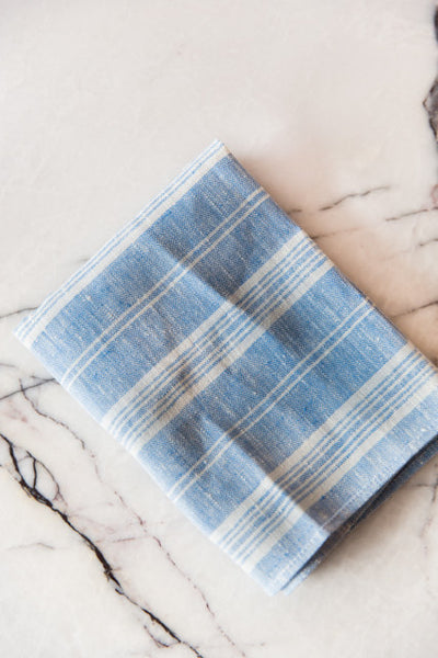 Blue Tea Towel