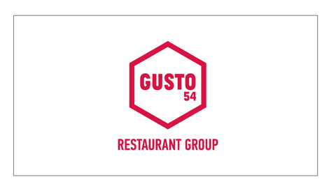 Gusto 54 Gift Card