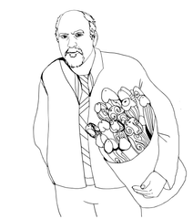 eat a bag of dicks coloring book louis c.k.
