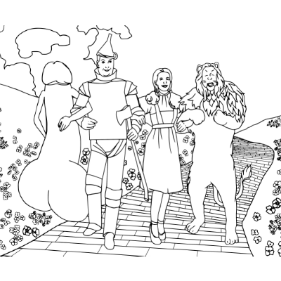 Eat A Bag Of Dicks! Coffee Table Coloring Book