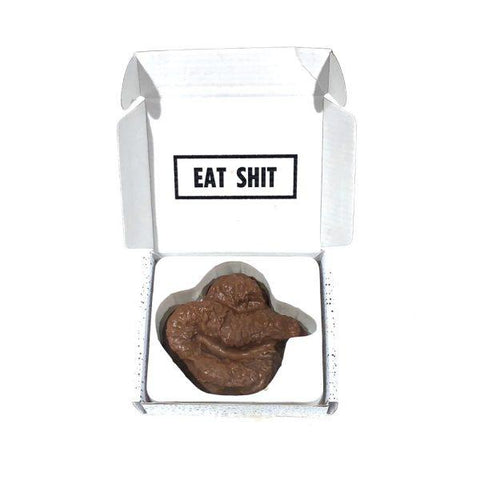 Eat Shit - Chocolate Shit in a Box