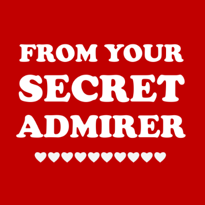 secret admirer bag of dicks
