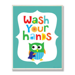 Wash Your Hands Boy's