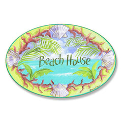 Beach House Oval