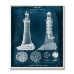 Blue Lighthouse Blueprint