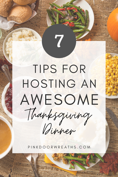 Tips for Hosting an Awesome Thanksgiving Dinner