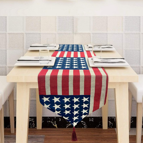July 4th Table Runner