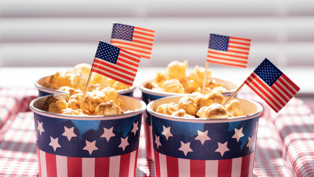 Fourth of July Party Recipe Ideas