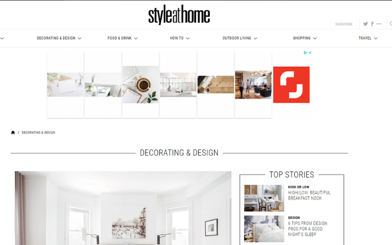 Best Home Decor Blogs for Inspiration