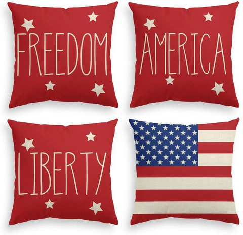 Fourth of July Pillows