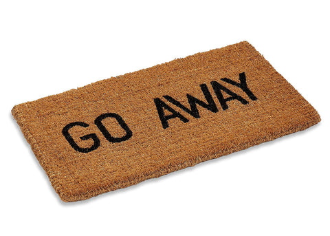 introvert doormat gift