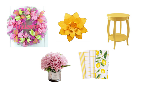 the best spring home decor ideas