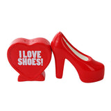 I Love Shoes Salt & Pepper Set