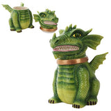 Dragon Cookie Jar