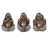 3 Wise Buddha Set