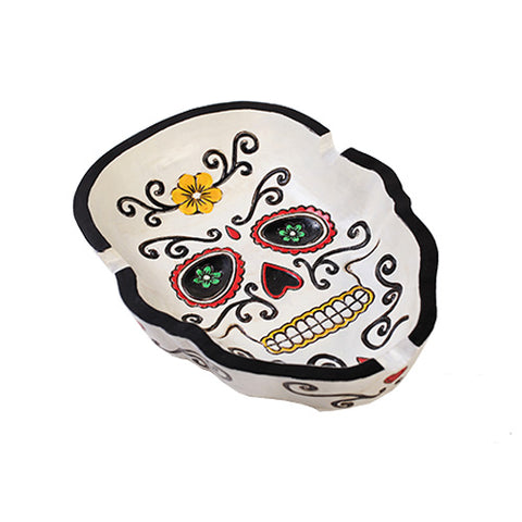 D.O.D Skull Ashtray