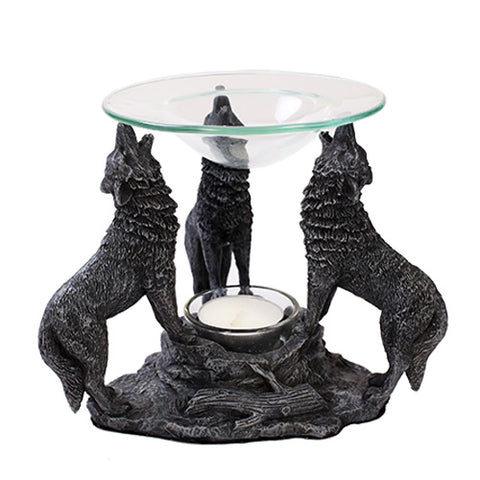 Wolves Oil Burner