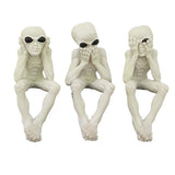 Alien See Hear Speak No Evil