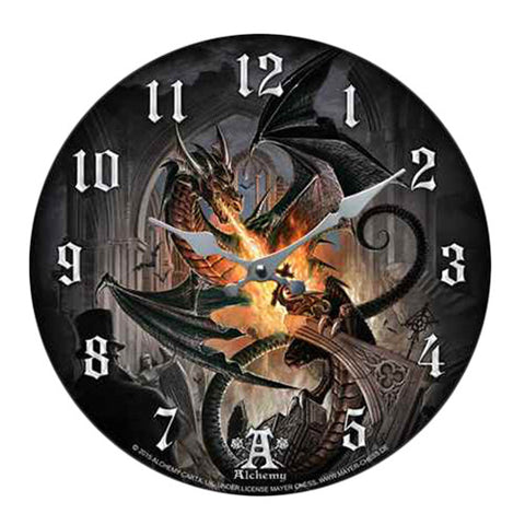 Order of the Dragon Clock