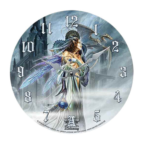 Bride of the Moon Clock