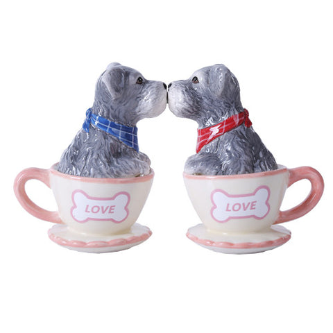 Schnauzer In Cup Magnetic SP Set
