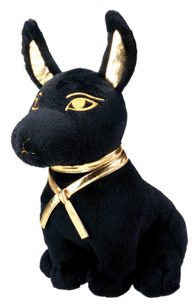 Anubis Plush (Dog)