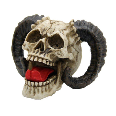 Demon Skull w Horns