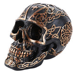 Celtic Cross Skull