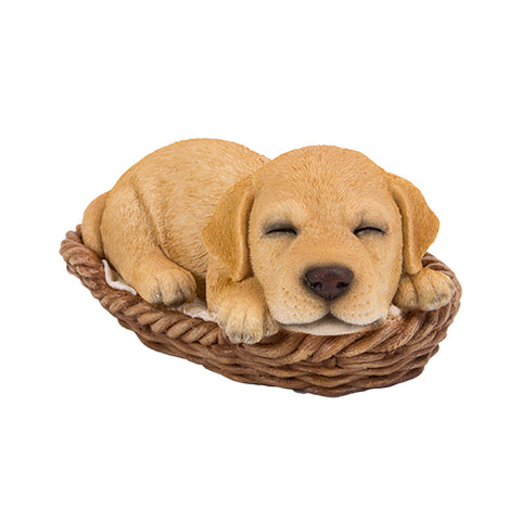 Labrador Wicker Basket Pups