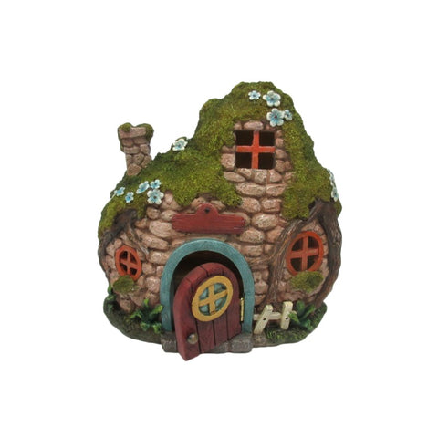 Fairy Cottage w LED Light