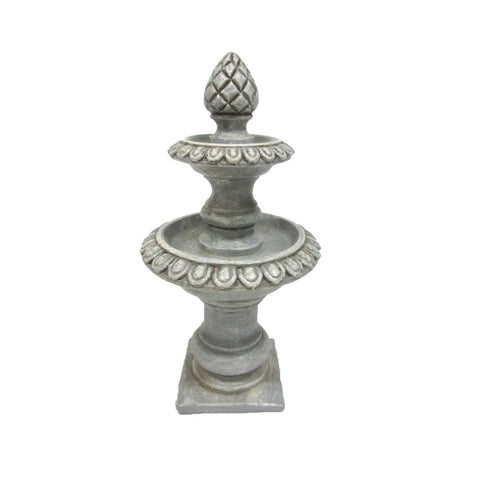 Mini Garden Fountain Decor  Minimum Order 6pc