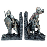 Knights Bookend Set