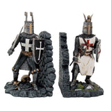 Crusader Knight Bookend