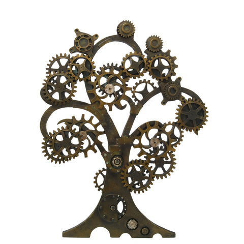 Steampunk Tree Wall Decor