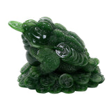 Fengshui Jade Money Toad