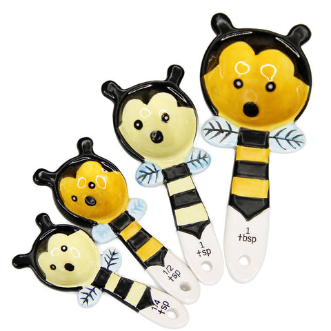 Bee Measuring Spoon Set
