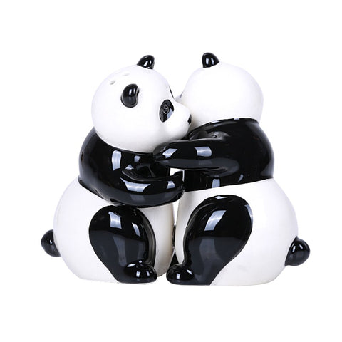 Magnetic Hugging Panda