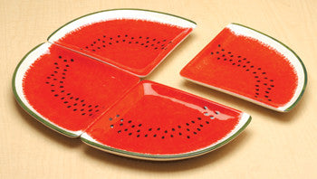 Watermelon Plate Set