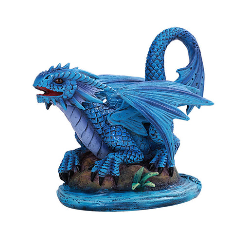 Age of Dragons - Water Dragon Wyrmling