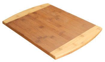 2 Tone Bamboo Cutting Board