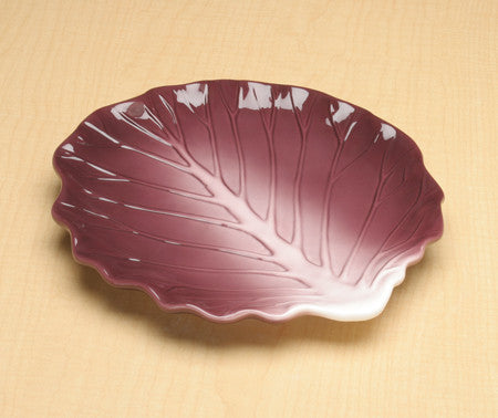 Large Red Cabbage Plate