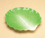 Large Green Cabbage Plate