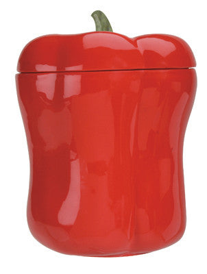 Red Bell Pepper Canister