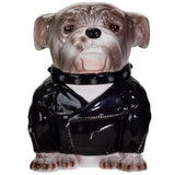 Bulldog Cookier Jar