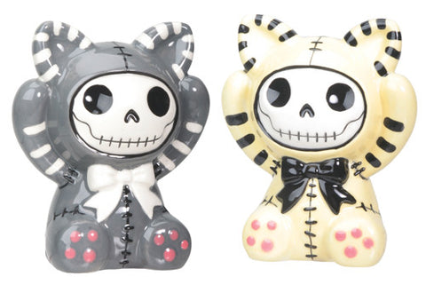 Furrybones® Mao-Mao Salt and Pepper Shaker