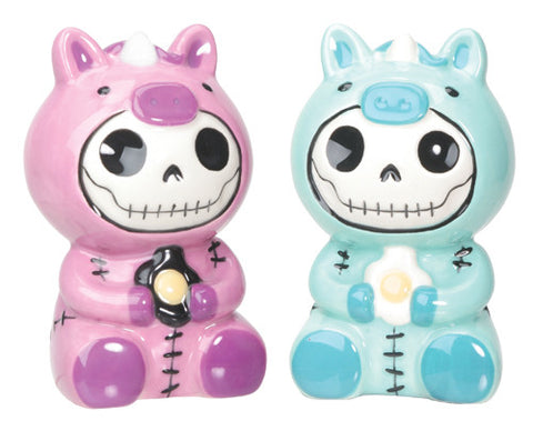Furrybones® Unie Salt and Pepper Shaker